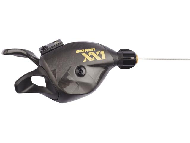 SRAM XX1 Eagle Trigger 12-fach hinten schwarz-gold